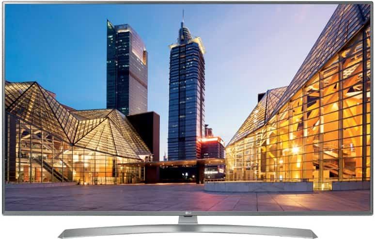 Televisor 4K LG UJ701V análisis y opinión