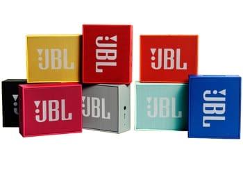 Análisis altavoz portátil bluetooth JBL Go
