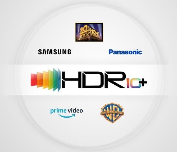 Socios que forman HDR10+