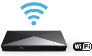 Reproductor Blu-Ray Smart TV