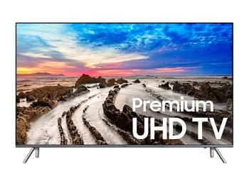 Samsung MU7005 UHD TV