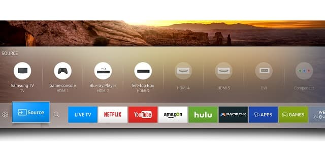 Samsung Smart TV Tizen