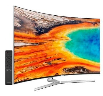 Samsung UHD TV MU9005 2017