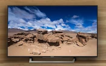 Sony XD8305 UHD TV