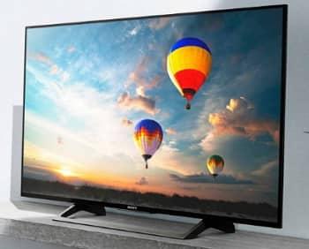 Sony XE8005 4K TV