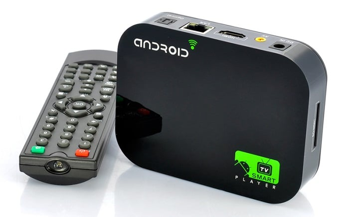 convertir una televisión en Smart TV con Android TV box