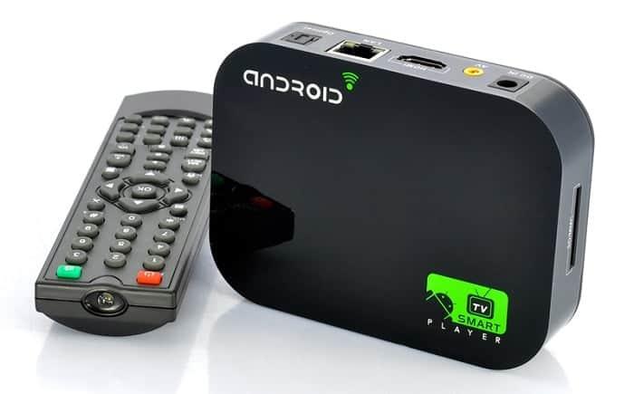 convertir una televisión en Smart TV con Android TV box