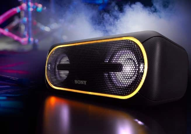 Altavoces bluetooth Sony XB Series