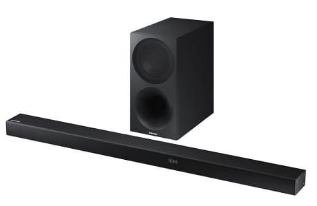 Barra de sonido Samsung HW-M550