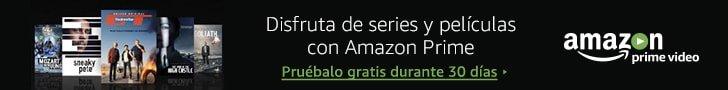 Probar un mes gratis Amazon Prime Video
