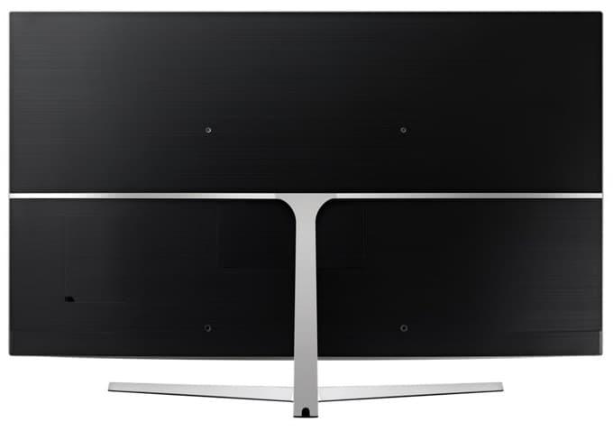 Trasera TV UHD Samsung MU8005