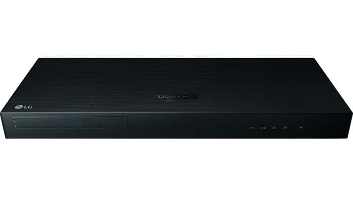 blu-ray LG UP970 4K