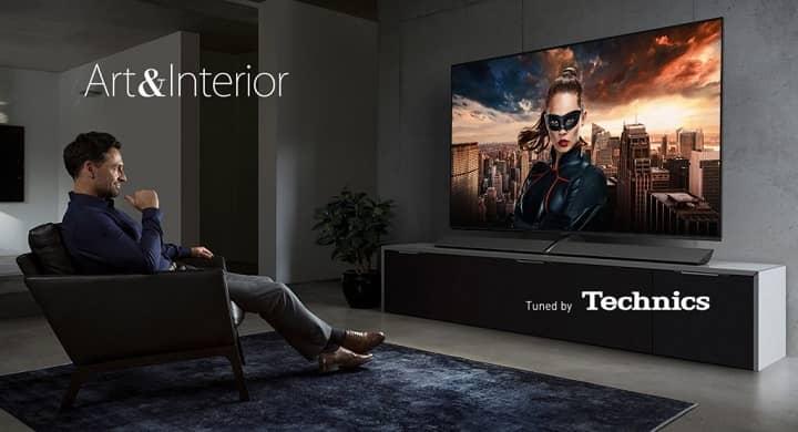 televisores panasonic 2017