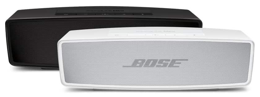 Bose SoundLink Mini II - Los mejores altavoces portátiles Bluetooth