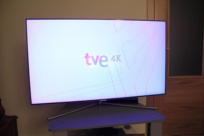 Canal TVE 4K