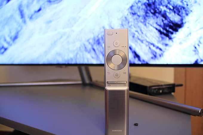 Mando Smart Samsung Q7F QLED