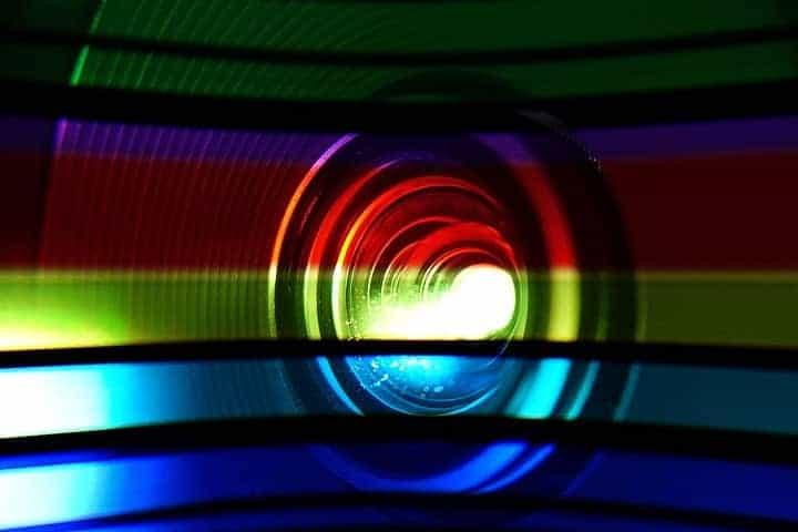 Tecnología DLP en proyectores