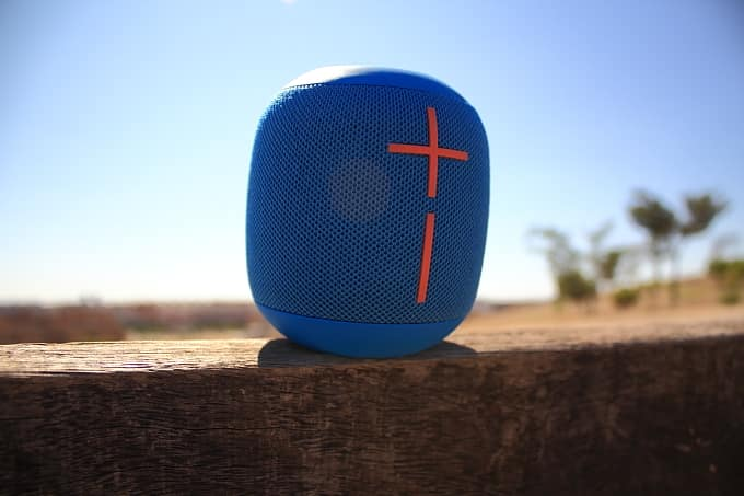 Comprar altavoz portátil Ultimate Ears Wonderboom en Amazon