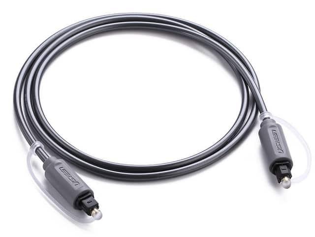 Cable digital óptico