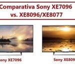 Sony XE7096 vs. Sony XE8096 XE8077