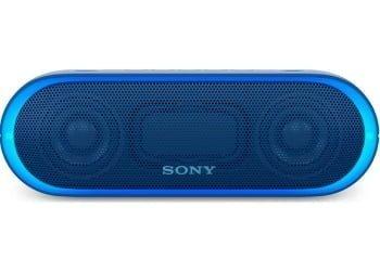 Análisis altavoz portátil Sony SRS-XB20