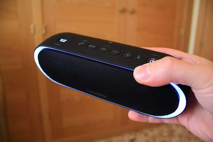 Sony SRS-XB20 bluetooth