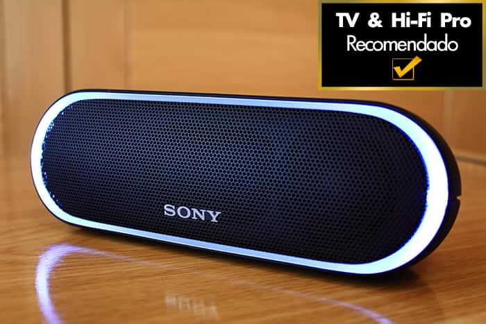 Sony SRS-XB20 recomendado