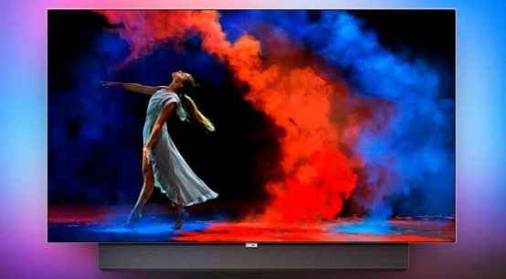 TV Philips OLED serie 9