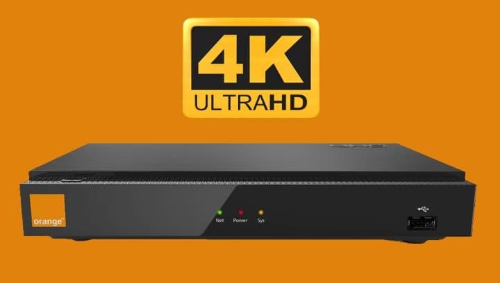 Discovery en 4K en Orange TV