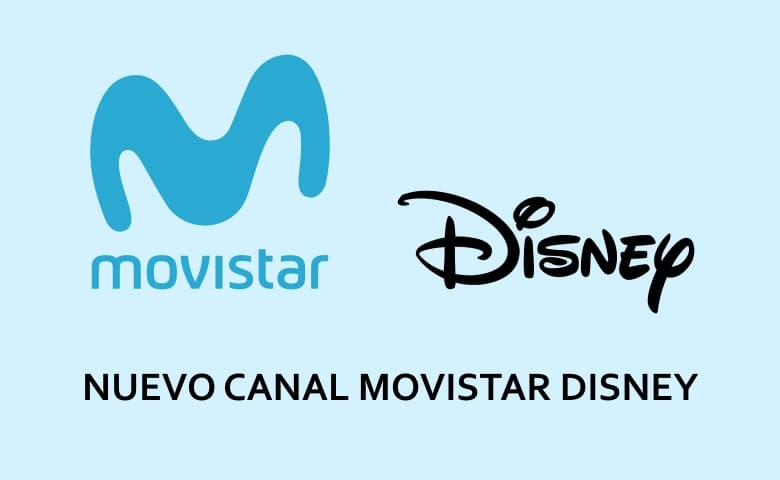 Nuevo canal Movistar Disney