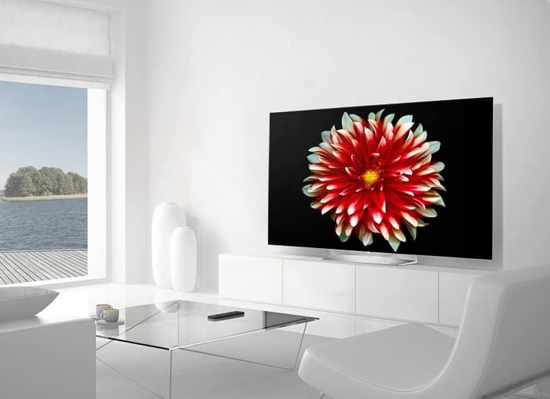 LG 55EG9A7V OLED Full HD