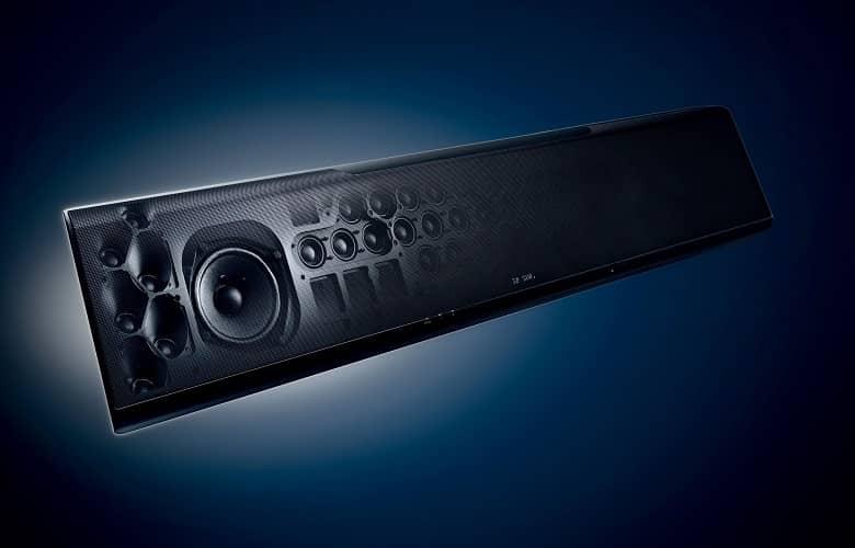 Tecnología YSP de Yamaha