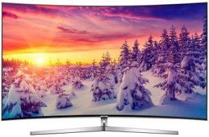 Análisis Televisor curvo Samsung MU9005