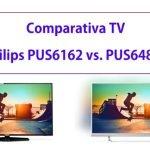 Comparativa Philips PUS6162 vs. PUS6482