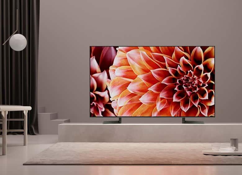 Nuevos televisores Sony 2018