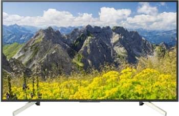 TV Sony XF7596 4K 2018