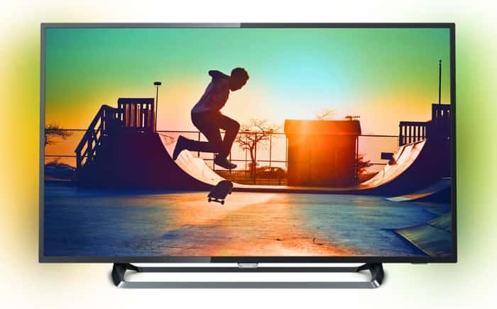 TV Philips PUS6262 Ambilight