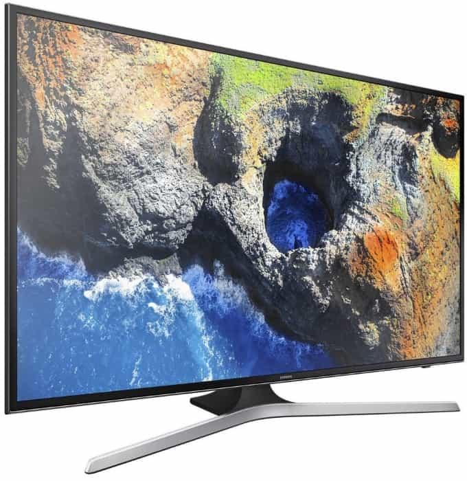 TV Samsung MU6105