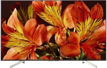 Análisis TV Sony XF8596