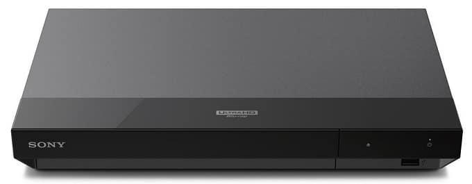 Sony UBP-X700 4K HDR