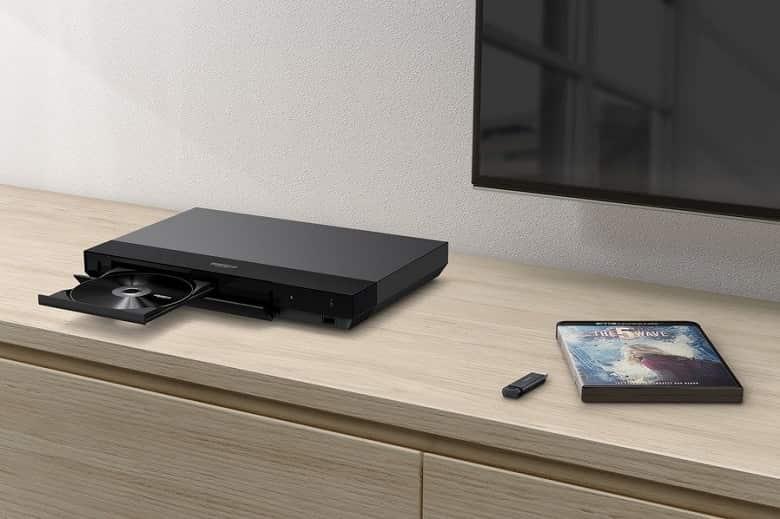Sony UBP-X700 reproductor Blu-Ray 4K