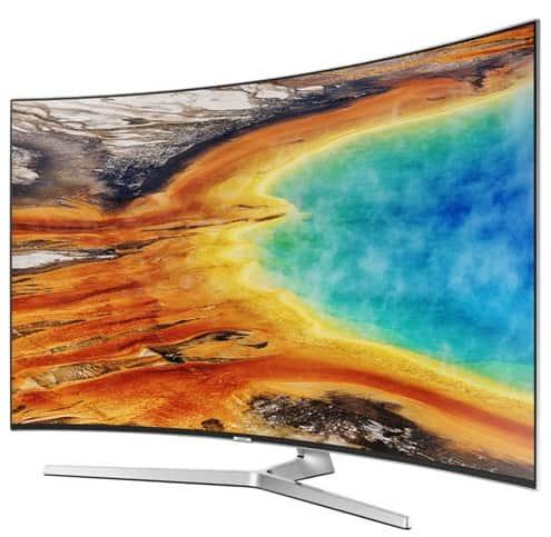 Televisor curvo 4K Samsung MU9005
