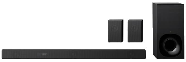 Sony HT-ZF9 con altavoces traseros inalámbricos SA-Z9R
