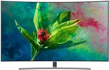 TV Samsung QLED Q8C Curvo 2018
