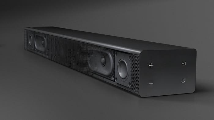 Altavoces barra de sonido Samsung HW-N400