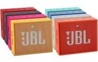 Comprar altavoz JBL GO