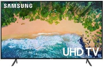 Samsung NU7105 UHD 2018