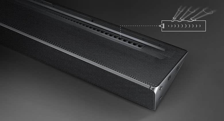 Nueva tecnología Samsung Acoustic Beam