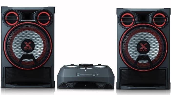 Altavoces de alta potencia LG CK99