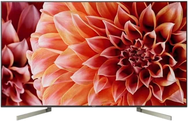 TV Sony XF9005 4K HDR Full Array